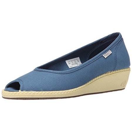 Keen Cortona Wedge Cvs Indian Teal Pumps  Classics Womens Athletic Shoes Size 9 New