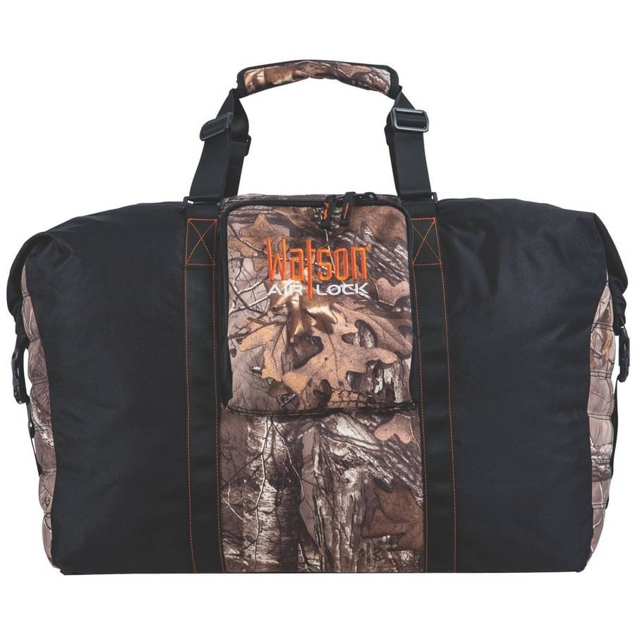 Watson Airlock Camo Carrier, Orange/Realtree Xtra