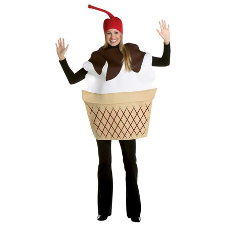 Morris Costumes GC7152 Ice Cream Sundae Costume for $<!---->