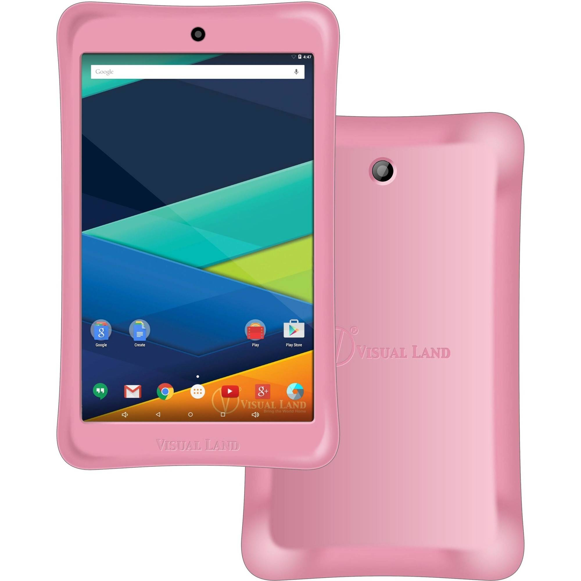 "Visual Land 8"" Bumper Case for Tablets"