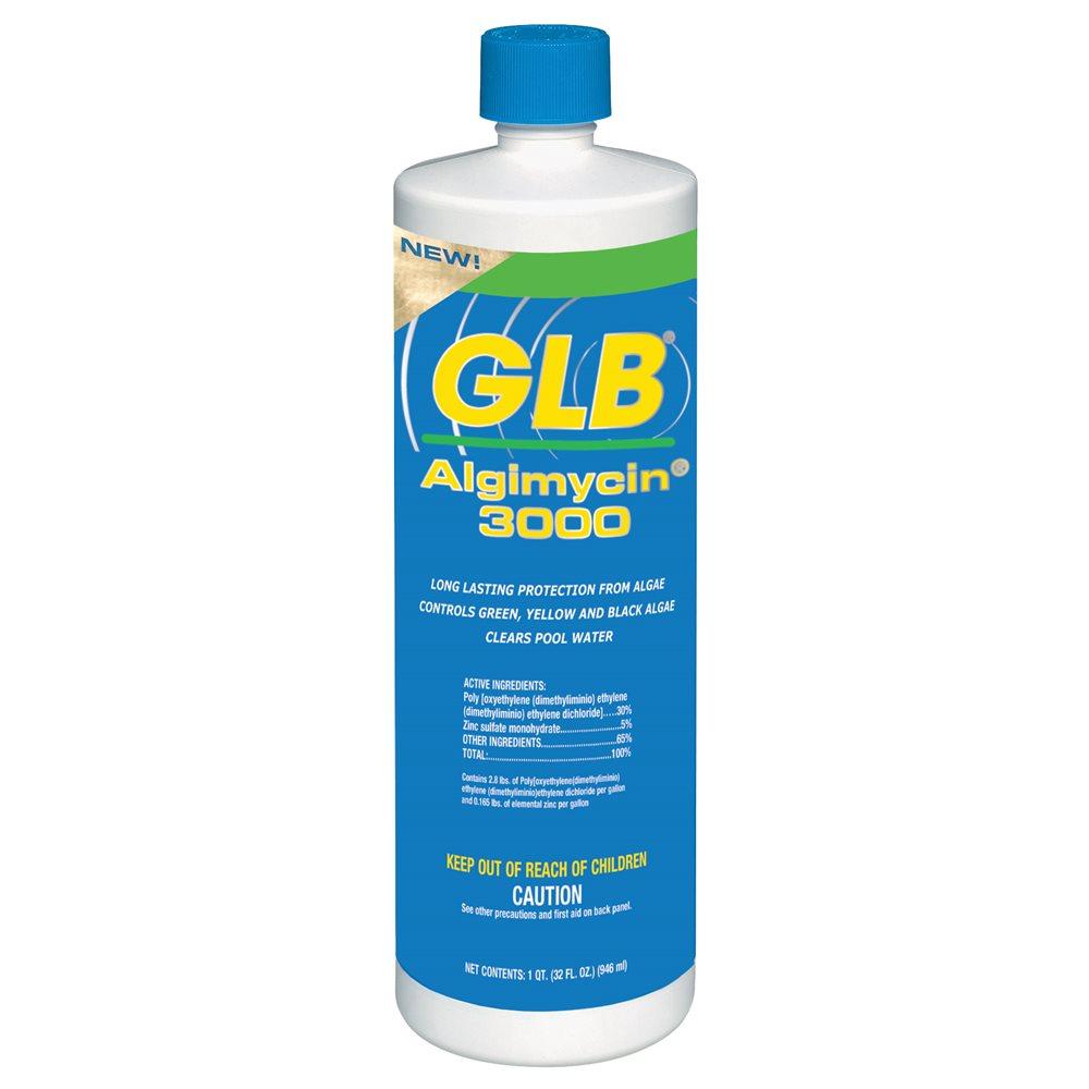 GLB 71105A Algimycin 3000 Algaecide, 1-Quart
