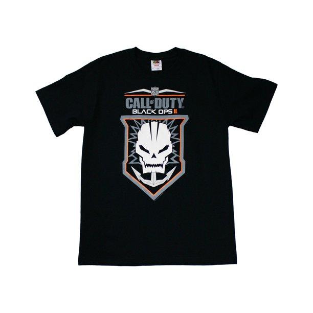 Changes Call Of Duty Black Ops Ii Anchored Skull Logo Men S T