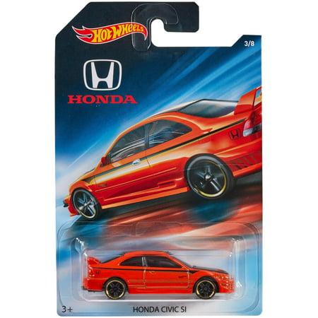 Hot Wheels Automotive Die-Cast Honda Civic Coupe Vehicle