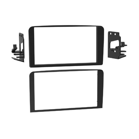 Metra 95-3004 Double Din Dash Kit for Select Cadillac Escalade (Cadillac Dash Cover)