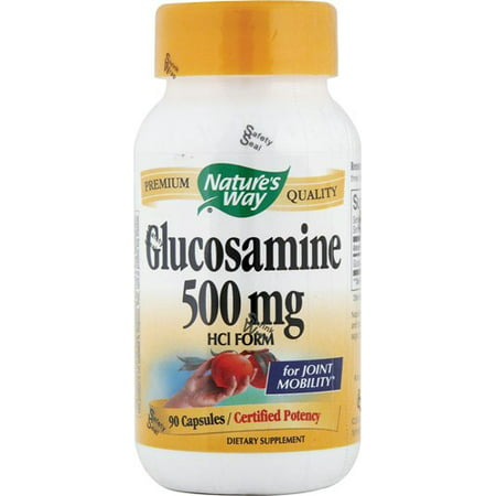 Nature's Way Glucosamine 90 Capsules