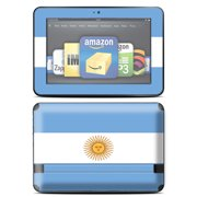 "Mightyskins Protective Skin Decal Cover for Amazon Kindle Fire HD 8.9"" inch Tablet wrap sticker skins Argentina Flag"