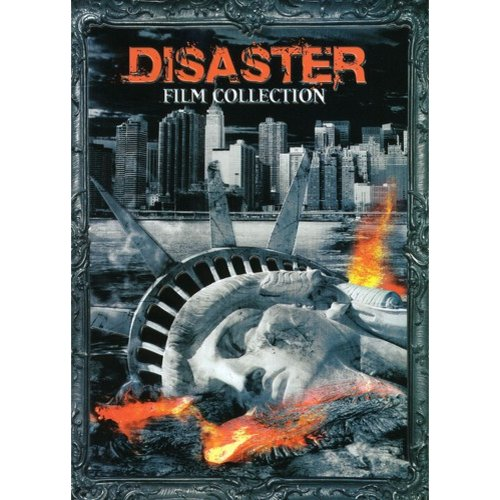 Disaster Film Collection: Supernova / Disaster Zone: Volcano In New York / 10.5 Apocalypse / Category 7: The End Of The World (Widescreen)