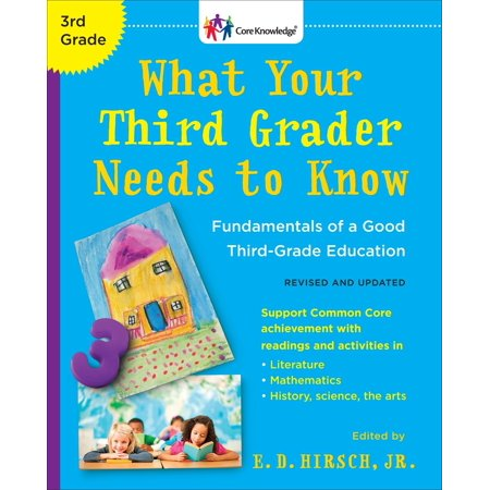 What Your Third Grader Needs to Know (Revised and Updated) : Fundamentals of a Good Third-Grade Education - Halloween Books For Third Graders