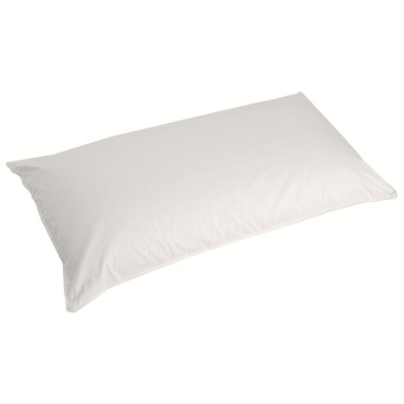 Deluxe Comfort Foam Hypoallergenic Latex Bed Pillow, Standard - Antimicrobial - Bed Pillow,
