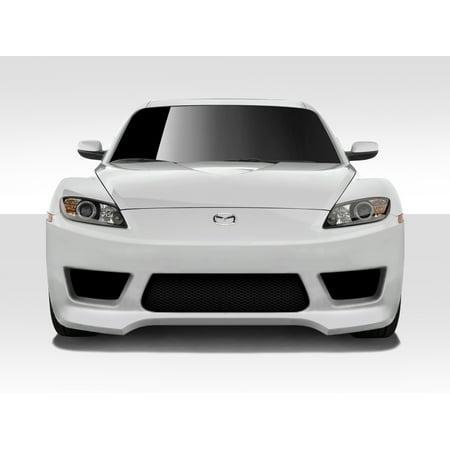2004-2008 Mazda RX-8 Duraflex ATB Front Bumper Cover - 1 Piece