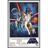 """Star Wars: Episode IV - A New Hope - Movie Poster / Print (Regular Style C) (Size: 24"""" x 36"""")"""