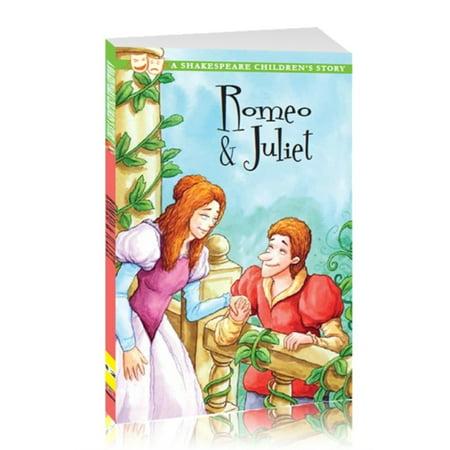 Romeo & Juliet: A Shakespeare Children's Story (Shakespeare Children's Stories)
