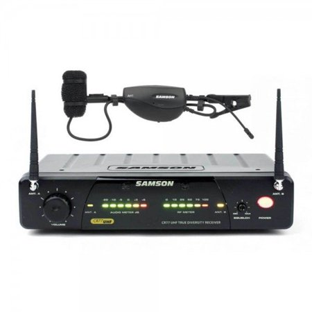 Samson AirLine 77 Fitness Headset Wireless Microphone System Frequency K1 SW7AVSCE-K1 77 Uhf Headset Wireless System