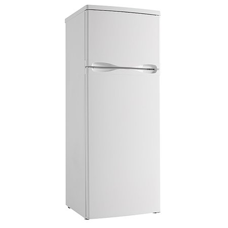 Danby 7.3 Cu. Ft. Top Mount Refrigerator in White