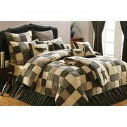 Primitive Patchwork Quilt 7 Piece Kettle Grove Set