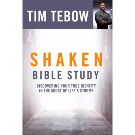 Shaken Bible Study  Discovering Your True Identity In The Midst Of Lifes Storms