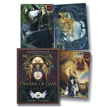 ISBN 9780738763613 product image for Dreams of Gaia Tarot (Pocket Edition) (Other) | upcitemdb.com