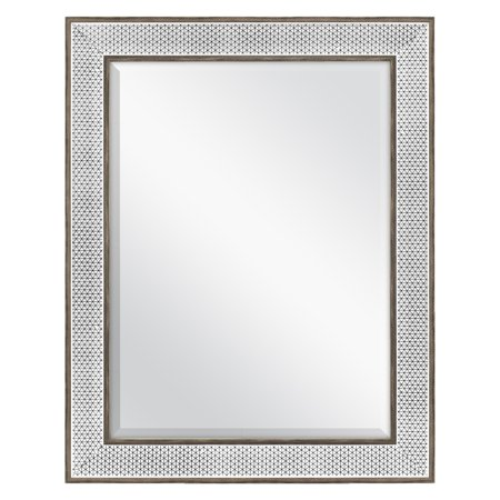 Better Homes And Gardens 23 X 29 Crosshatch Beveled Wall