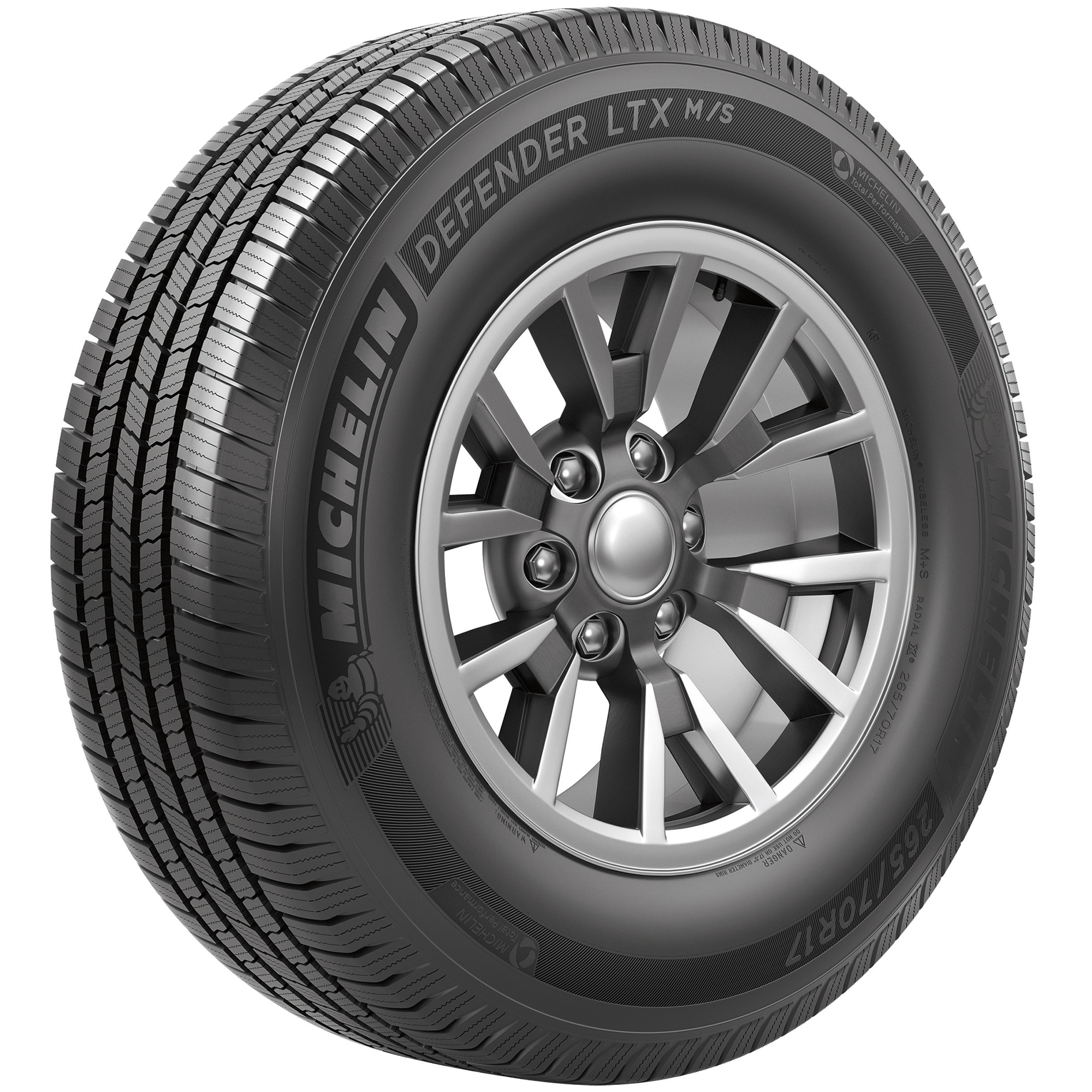 Michelin Defender Ltx Ms Highway Tire 26565r18 114t