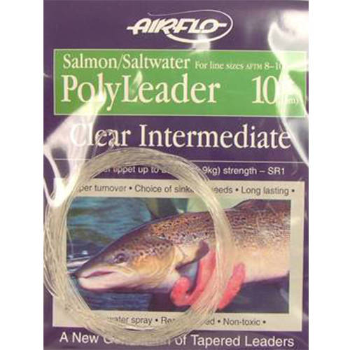 Image of Airflo Fishing Salmon PolyLeader Intermediate