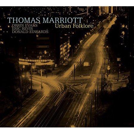 Thomas Marriott   Urban Folklore  Cd