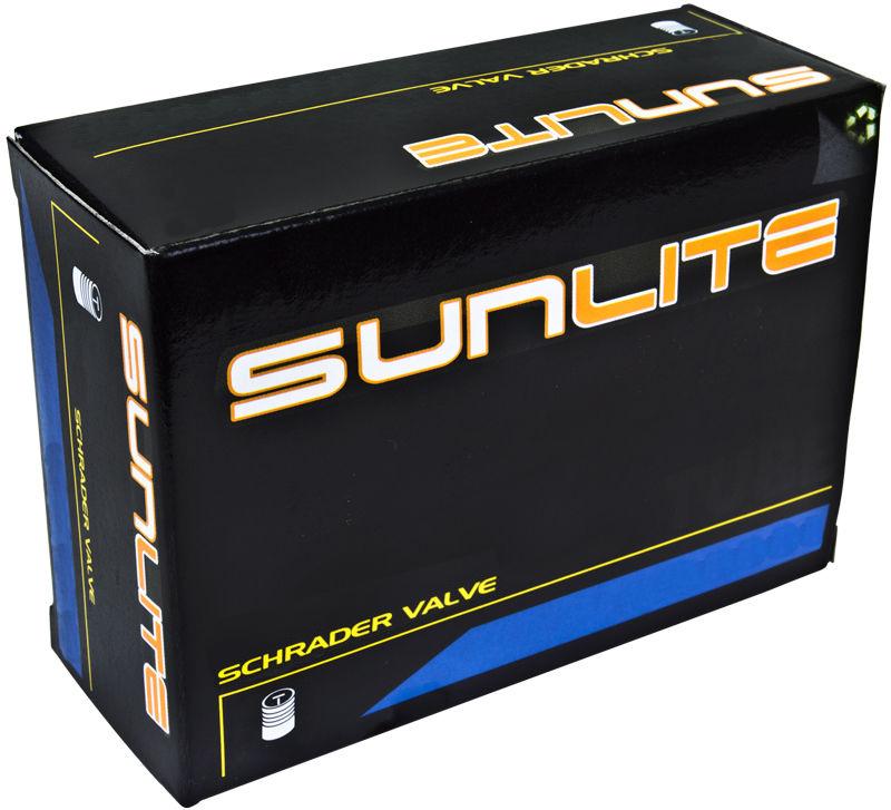 "Sunlite Bicycle Inner Tube Kids Childrens Bike Tire 12/"" x 2-1//4/"" Schrader Valve"