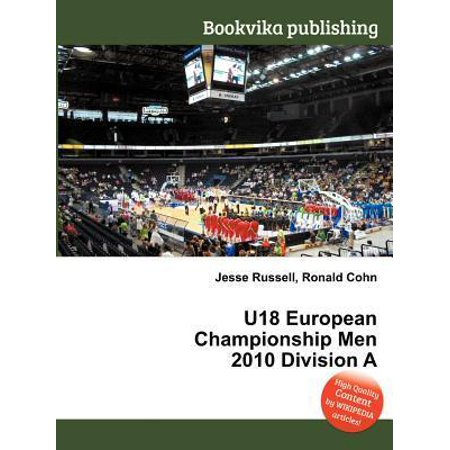 U18 European Championship Men 2010 Division A