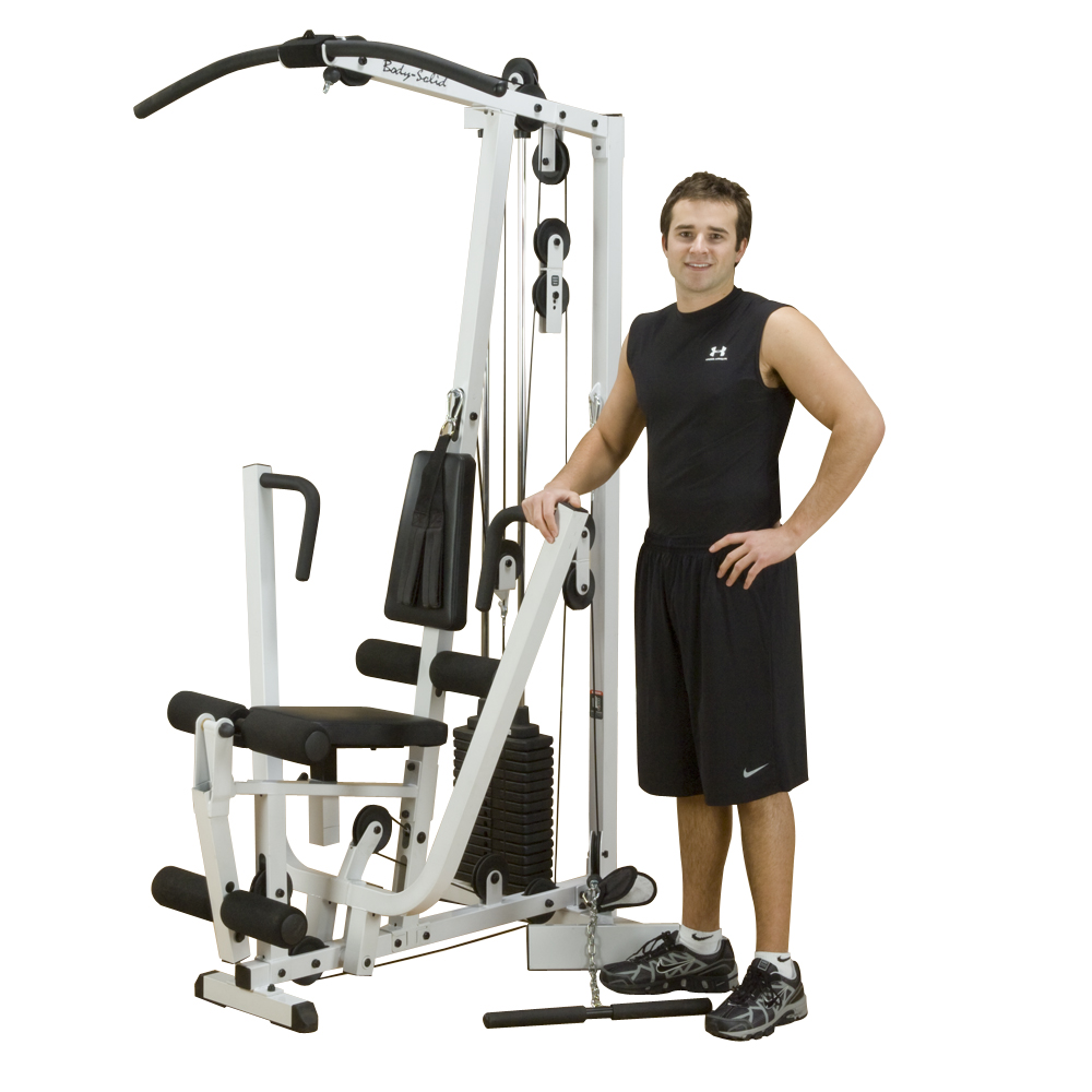 EXM1500S Compact Home Gym