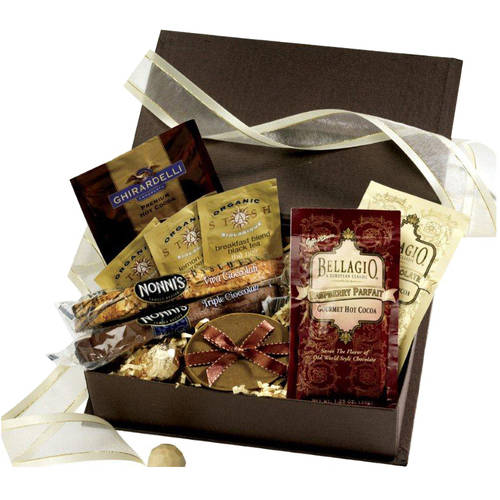 Broadway Basketeers Gourmet Chocolate Gift Box Gift Set, 9 pc