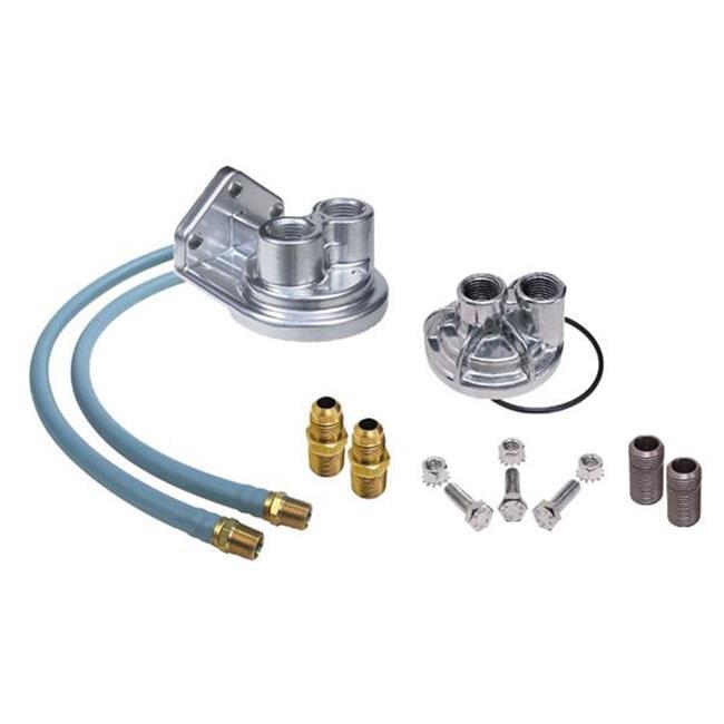 TRANSDAPT 1150 Oil Filter Relocation Kit
