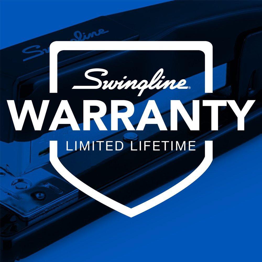 20 Sheet Capacity Stapler Black Commercial Desk Stapler 44401