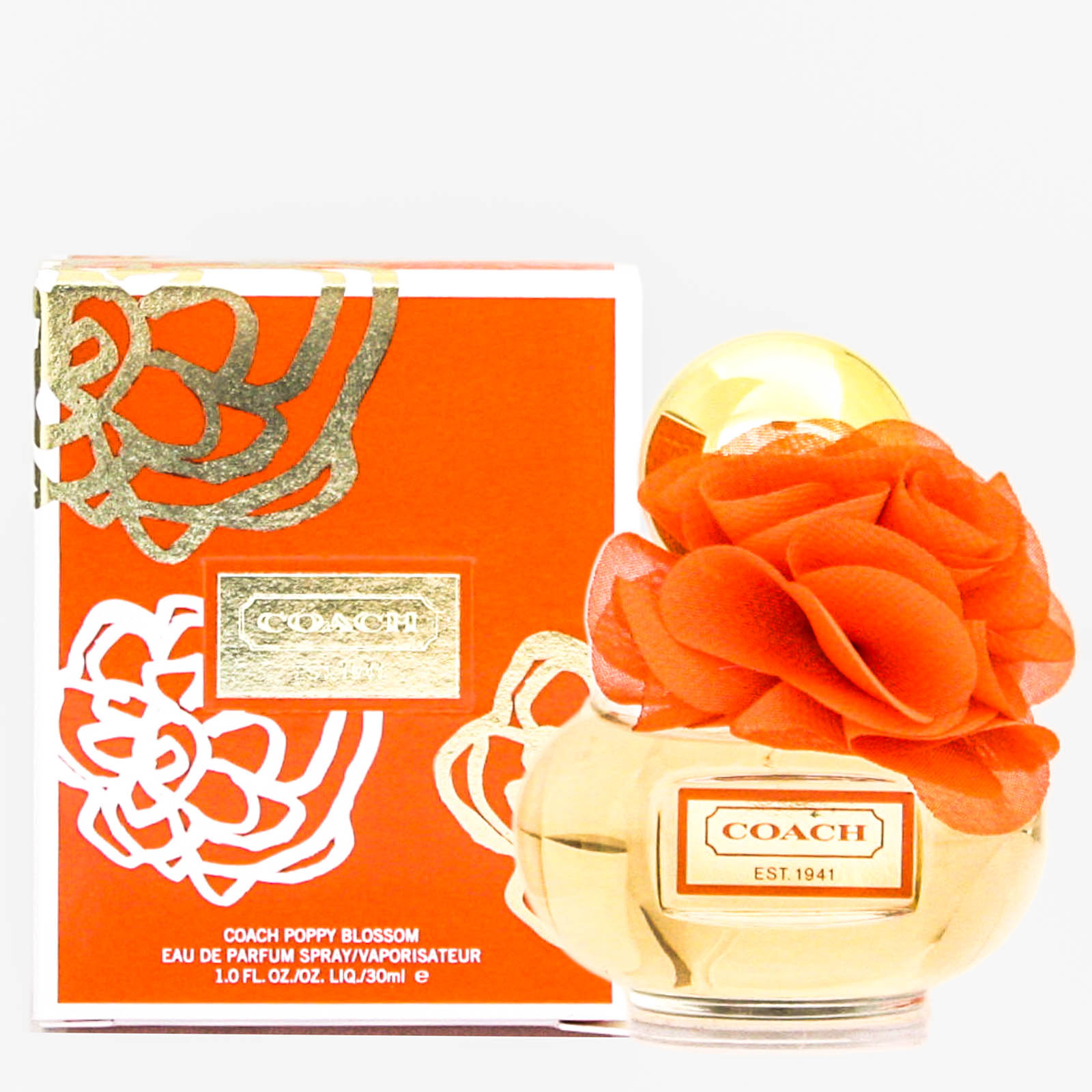 Coach Cch1 Womens Coach Signature Fragrance Makeup Gift Set