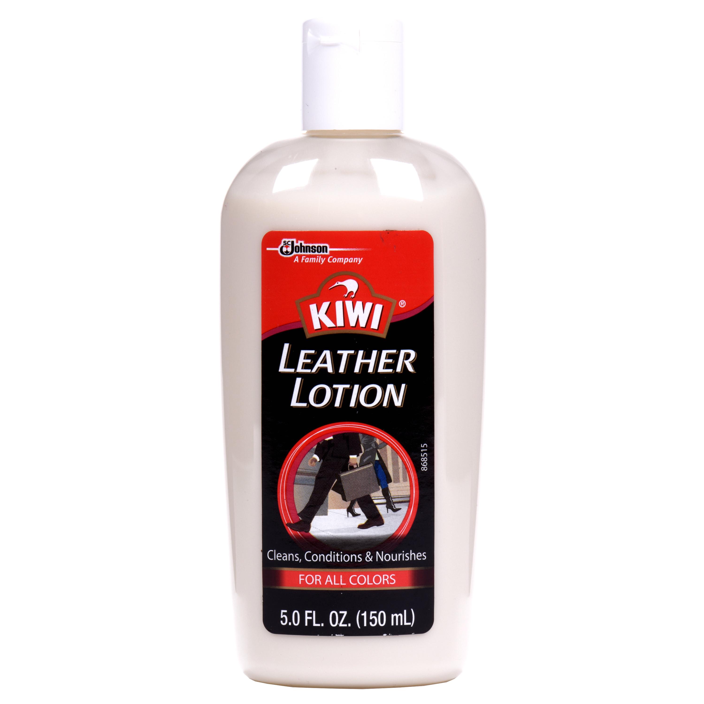 KIWI Leather Lotion 5 Fluid Ounces
