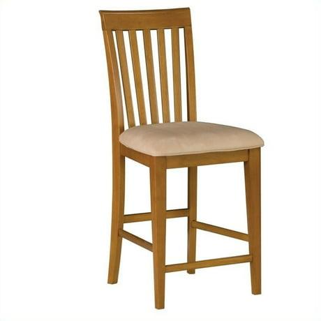 atlantic furniture mission 25 5 counter stool in caramel. Black Bedroom Furniture Sets. Home Design Ideas