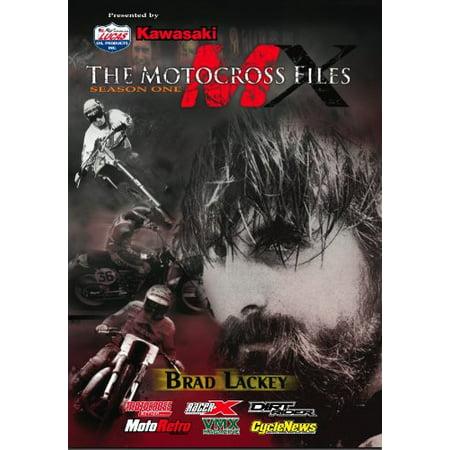 The Motocross Files: Brad Lackey (DVD)