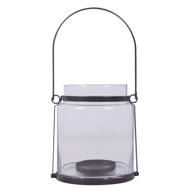 Better Homes & Gardens Tea Light Lantern Candle Holder, Bronze