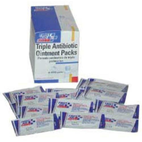 FIRST AID ONLY G-460/LAB Triple Antibiotic Ointment, 0.5g, PK 25