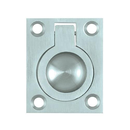Deltana 3/4'' Center Ring Pull