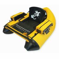 Caddis Sports Premier Plus Fisherman Float Tube - Yellow