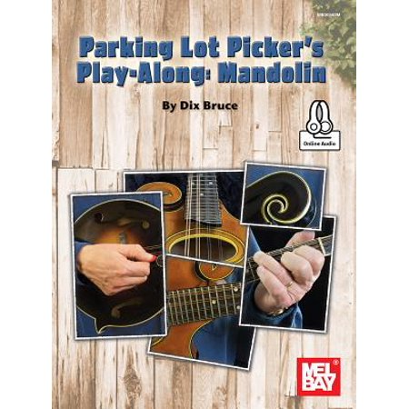 Parking Lot Picker's Play-Along : (Parking Lot Line)