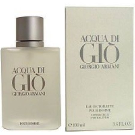d656e08dbbb7 Acqua Di Gio By Giorgio Armani Eau De Toilette Spray 3.4 oz (Pack of 4) -  Walmart.com