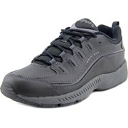 Easy Spirit Romy Women Round Toe Leather Gray Walking Shoe