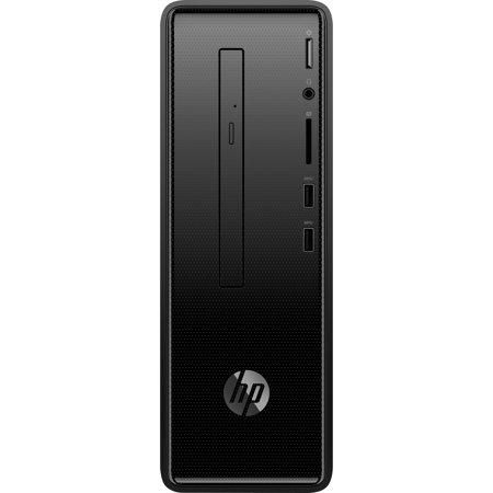HP Slimline 290-p0043w Desktop Computer Celeron G4900 4GB 500GB DVDRW W10