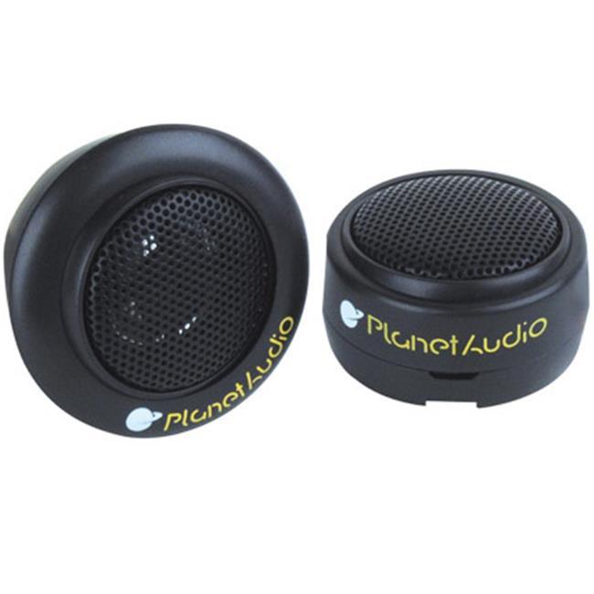 Planet Audio P18TW 3-4 in. Soft Dome Swivel Tweeter