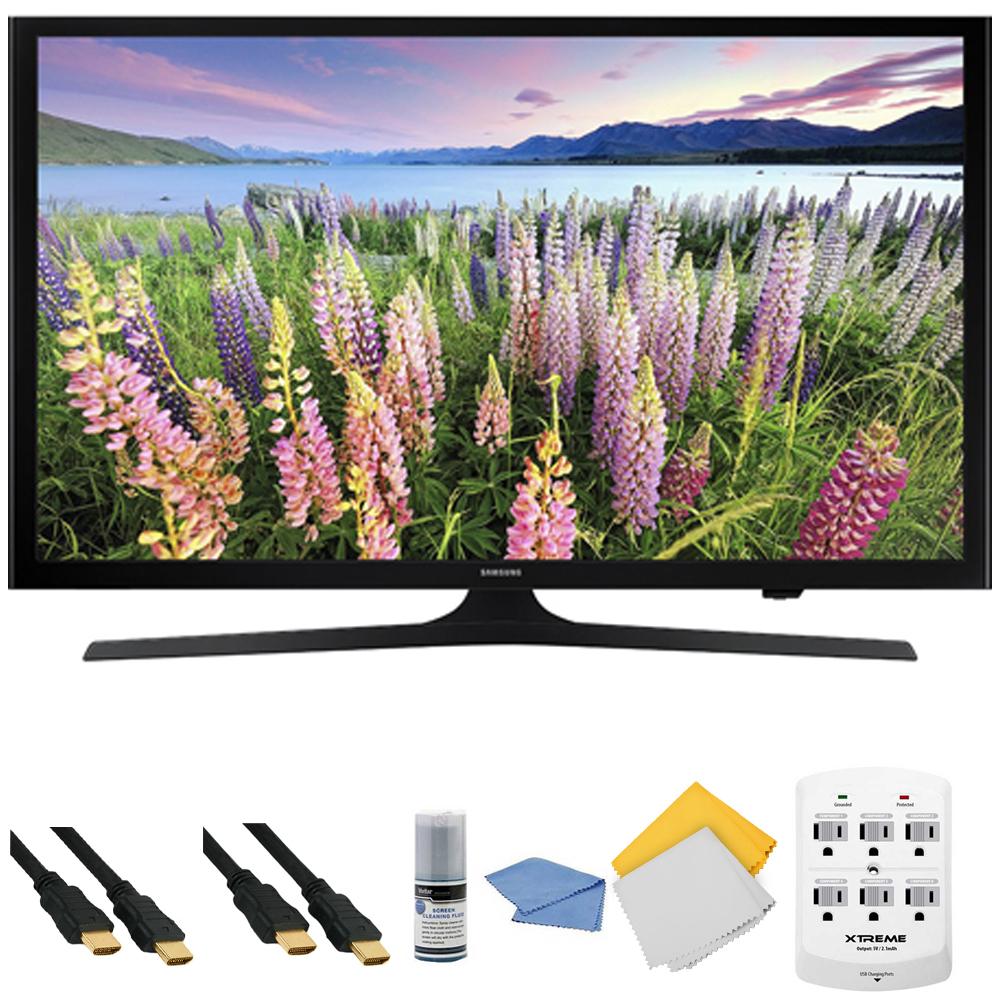Samsung UN40J5200 - 40 inch Full HD 1080p LED HDTV + Hook...