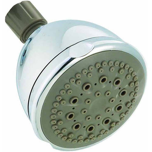 Peerless Five Spray Massage Showerhead, Available in Various Colors