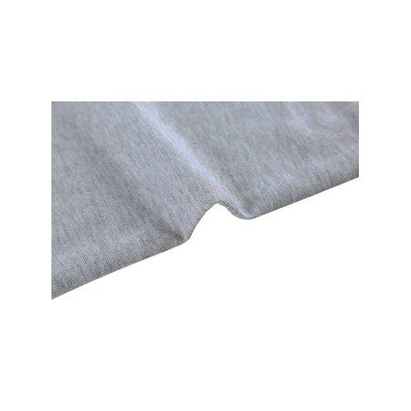 Allegra K Hommes Cordon Taille élastique Sport Décontracté Court Pantalon Noir W30 - Gris Clair, Homme, Tour de Taille 81cm x Standard - image 2 de 8