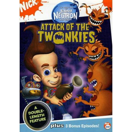 The Adventures of Jimmy Neutron: Boy Genius: Attack of the Twonkies (The Adventures Of Jimmy Neutron)