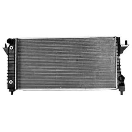 TYC 1830 Plastic/Aluminum Radiator for Ford Taurus, Mercury Sable FO3010119