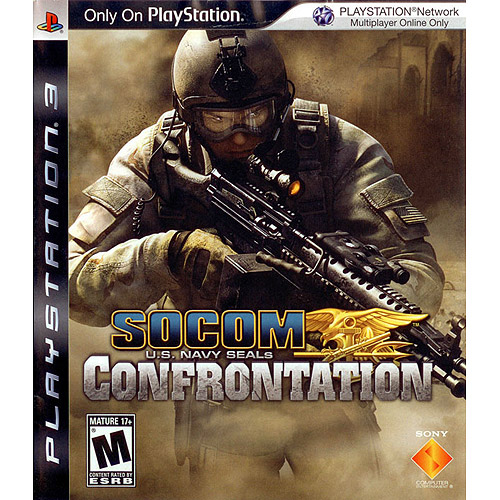 Socom: Confrontation (PS3) - Pre-Owned